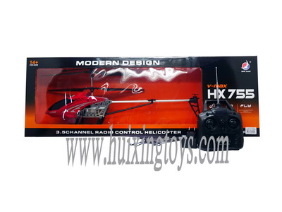 3.5 FUNCTION R/C HELICOPTER WITH ELECTRICITY
