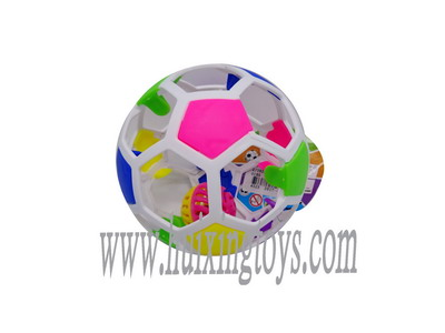 SELF-ASSEMBLING FOOTBALL