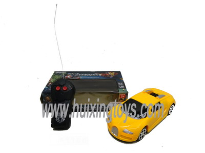 1:22 TWO FUNCTION R/C CAR